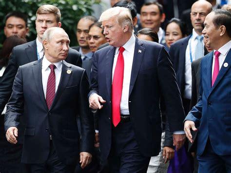 Trump spouting old Soviet propaganda