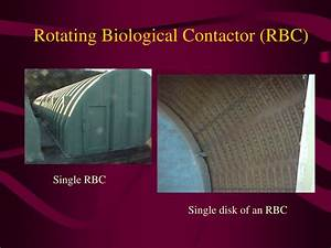 Ppt - Rotating Biological Contactor Powerpoint Presentation  Free Download