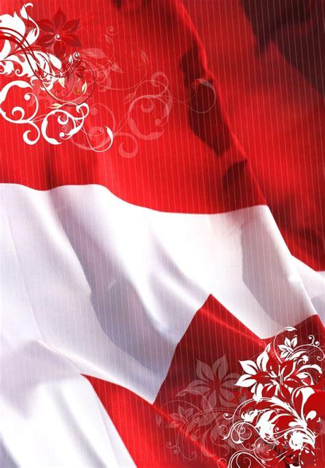 bendera inggris wallpaper keren background merah putih