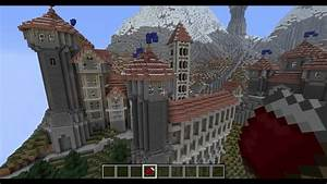 Minecraft Epick Stavby Mountains Ish Dl1 YouTube