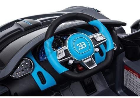 To quickly recap, just 40 examples of the divo are being built and sold, with the entire production run already spoken for well before the first car rolled out of the molsheim factory. Electric Ride-On Car Bugatti Divo Black Painted     Tytuł ...