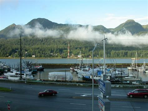 Aurora Basin boat harbor, Juneau, Alaska