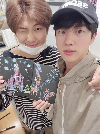 Bts Namjin Jin Rm Fandom Wiki Boys