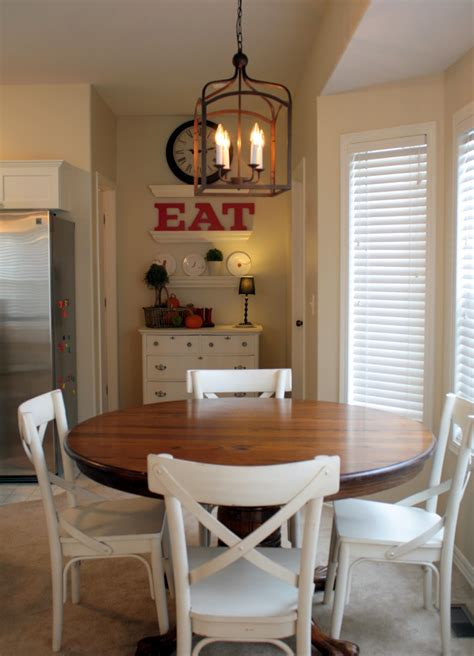 attractive lights for kitchen table also lighting