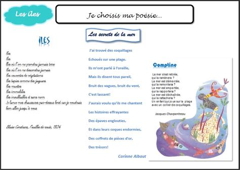 jeux de cuisine de 2012 poésies sur les iles la mer