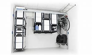 Rangement Suspendu Plafond Garage : produits au d tail lodus pour rangement du garage ~ Melissatoandfro.com Idées de Décoration