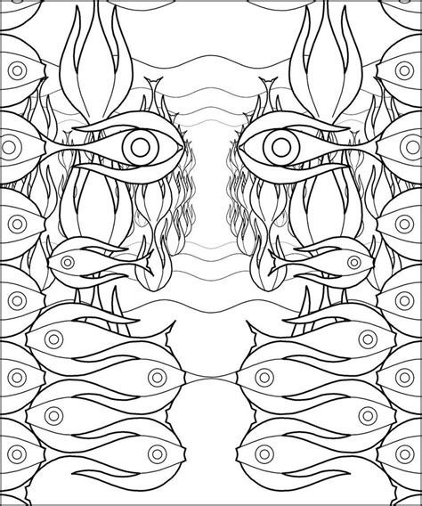 Kleurplaat Esher by M C Escher Coloring Sheets Coloring Pages