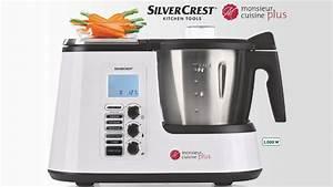 Robot De Cuisine Thermomix : monsieur cuisine plus el robot de cocina o thermomix del lidl ~ Melissatoandfro.com Idées de Décoration