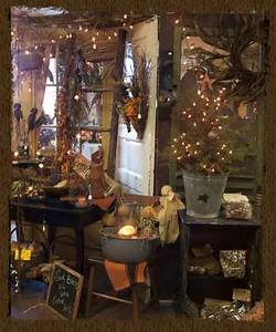 Display ideas, Store displays and Primitives on Pinterest