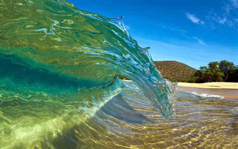 Awesome Water On Beach Wallpapers HD / Desktop and Mobile ...