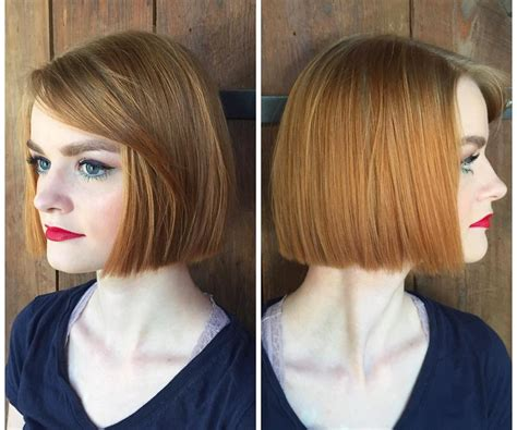 22 Stick-straight Bob Haircuts With Style 2019