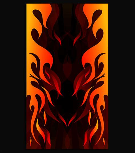 Fire Hd Wallpaper For Your Mobile Phone