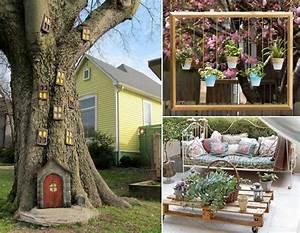 Deco Jardin Pas Cher : idee deco jardin pas cher deco noel exterieur reference ~ Premium-room.com Idées de Décoration