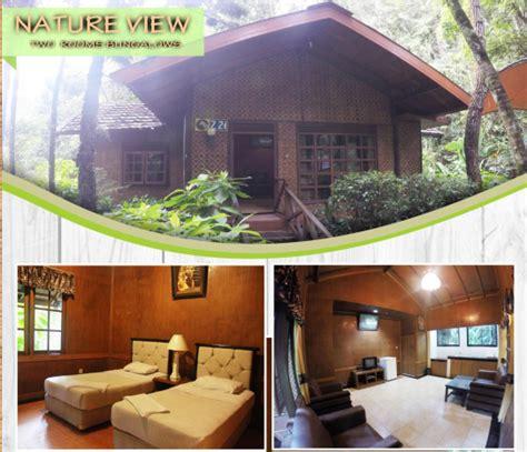 Bungalow Taman Safari  Villa Puncak Bogor Booking Villa