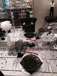 Tischdeko Schwarz Weiß Ideen : tischdeko turkis schwarz beste inspiration f r ihr interior design und m bel ~ Bigdaddyawards.com Haus und Dekorationen
