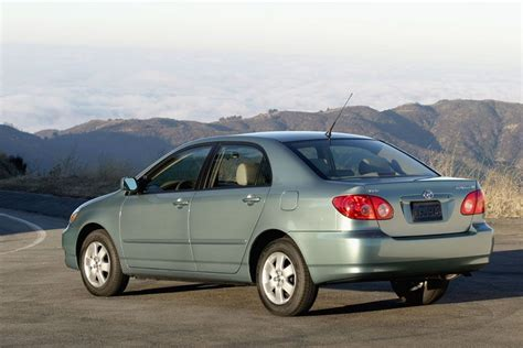 2008 Toyota Corolla Mpg by 2008 Toyota Corolla Reviews Specs And Prices Cars