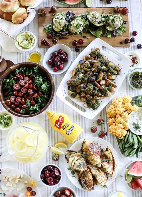 Four Easy Summer Entertaining Recipes With French's How