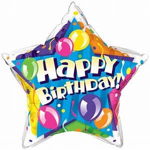 Restaurant Reservation: Birthday Balloon