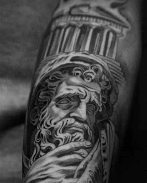Mythological Tattoos - Tattoo Ideas, Artists and Models
