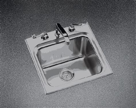 designer kitchen sink revitcity object kohler k 3260 ballad utility sink 3260