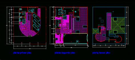 villa savoye lecorbusier dwg block  autocad designs cad