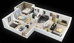affordable good fascinante plan maison d plan de maison d With plan maison 3d gratuit en ligne