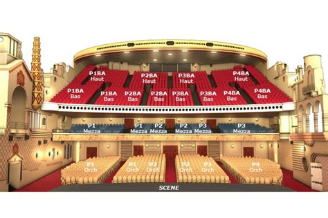 grand rex plan salle le grand rex 224