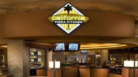 California Pizza Kitchen Returns to the Mirage Next Week