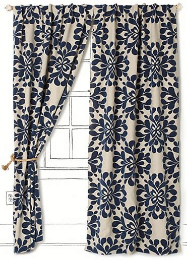 Patterned Curtains And Drapes - 3 inspiration boards a