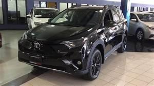 Toyota Rav4 Hybride Black Edition : 2018 toyota rav4 xle awd trail edition mississauga toyota youtube ~ Gottalentnigeria.com Avis de Voitures