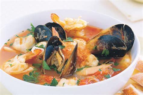cuisine marseillaise seafood bouillabaisse