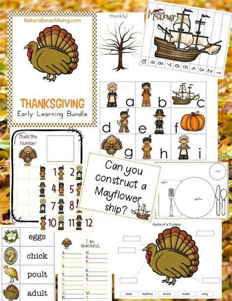 thanksgiving printables for living 276 | Preschool Thanksgiving theme tpt picfix 791x1024