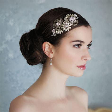 accessoire coiffure mariage coiffure en image