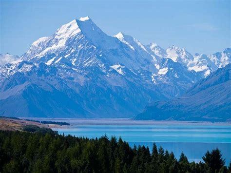 Aoraki Mount Cook Labyrinths New Zealand