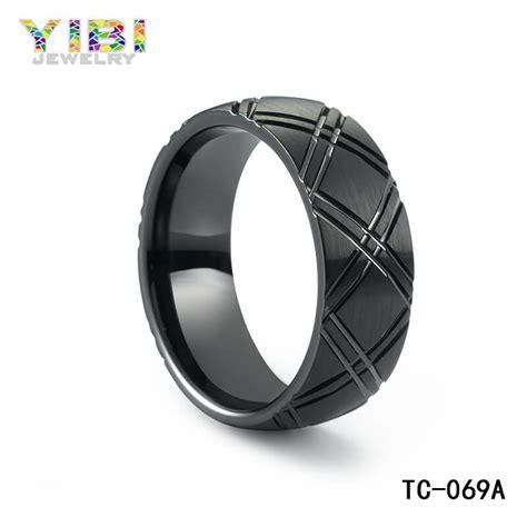 men black tungsten engagement rings ring suppliers yibi