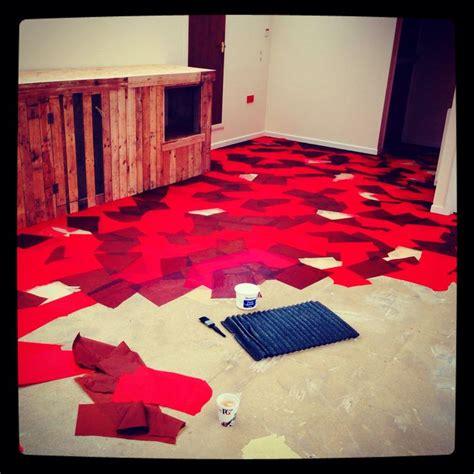 tissue paper floor ideas   house pinterest
