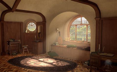 A Hobbit's Bedroom 3 By Mystermism On Deviantart