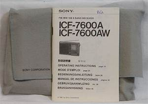 Sony Icf