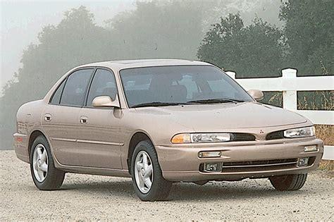 1994 Mitsubishi Galant by 1994 98 Mitsubishi Galant Consumer Guide Auto