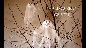Basteln Halloween Mit Kindern : diy halloween geister halloween deko basteln mit kindern just deko youtube ~ Yasmunasinghe.com Haus und Dekorationen