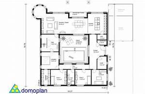 Astrologie Häuser Berechnen : atrium bungalow domoplan massivhaus ~ Themetempest.com Abrechnung