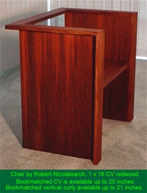 custom redwood furniture  doors