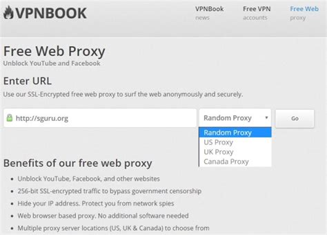 Best 20 Free Proxy Sites To Unblock Any Blocked Site (100