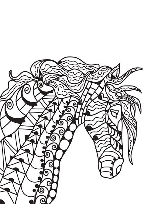 Mandala paarden voor paarden mandala kleurplaten. Kids-n-fun | Kleurplaat Paarden mozaiek Paarden mozaiek