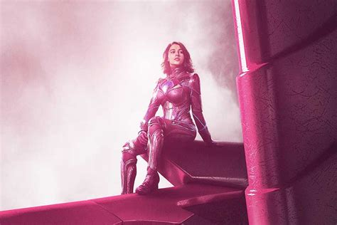 New 'Power Rangers' Character Movie Posters and First ...