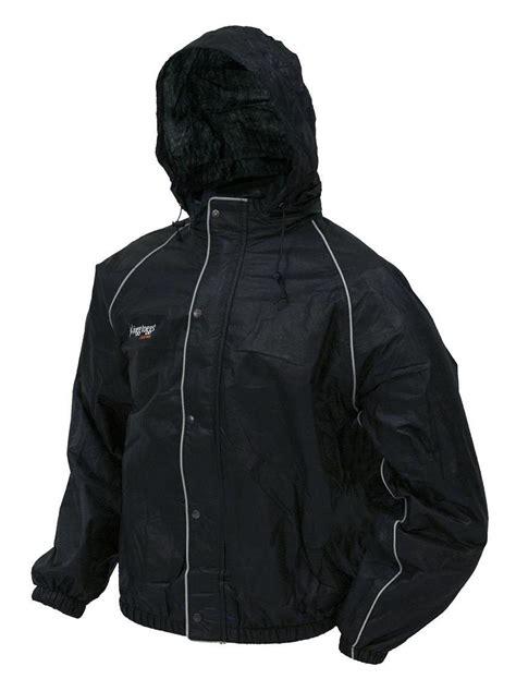 motorcycle rain gear frogg toggs road toad rain jacket revzilla