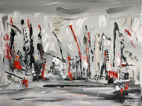tableau abstrait gris noir blanc 3 jpg 2137 215 1600 toile abstraite