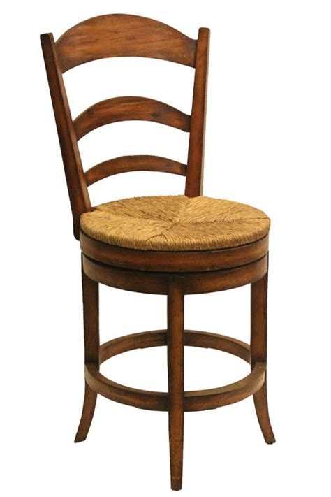 swivel pastoral counter chair no arms