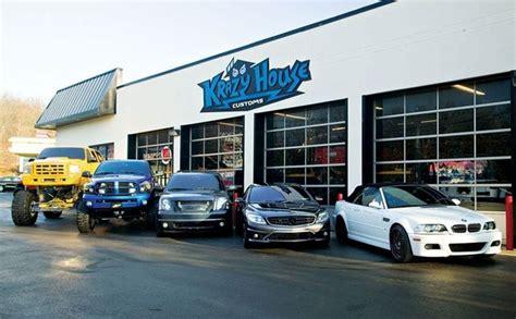 top  custom car shops  america