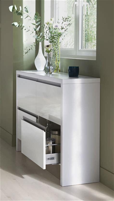 meuble faible profondeur cuisine meuble cuisine profondeur table de cuisine